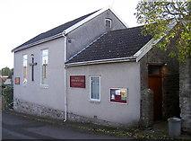 ST5464 : Winford Baptist chapel by Neil Owen