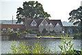 SU7885 : Riverside house by N Chadwick