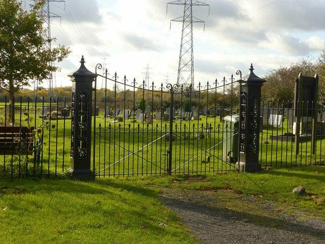 Findern Cemetery