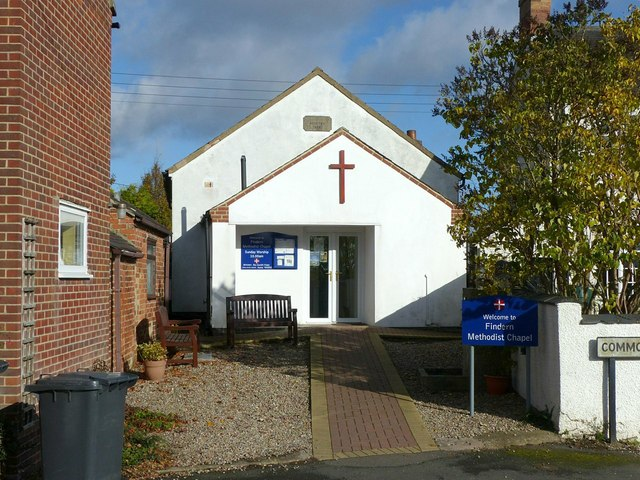 Findern Methodist Chapel
