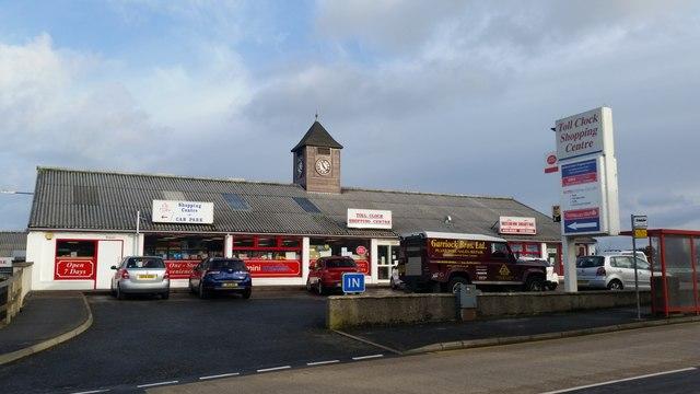 Toll Clock Shopping Centre, Lerwick