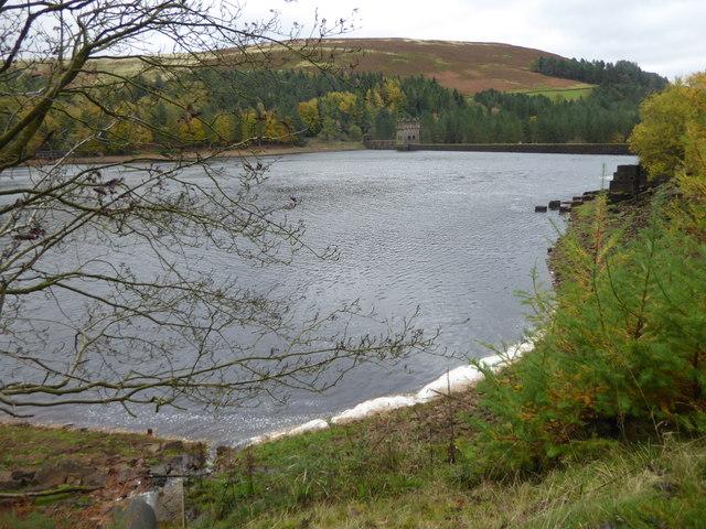 Derwent Reservoir and Dam