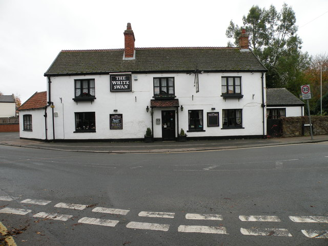 The White Swan, Exning