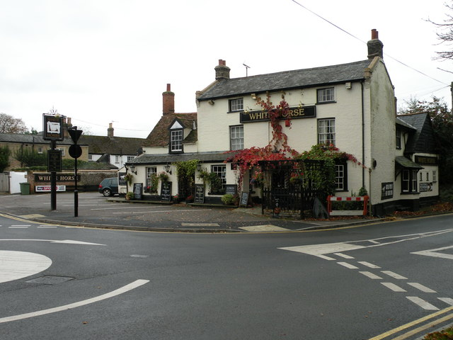 The White Horse, Exning