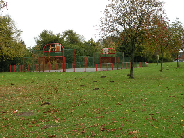 Studlands Park Activity Area