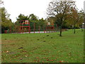 TL6365 : Studlands Park Activity Area by Keith Edkins