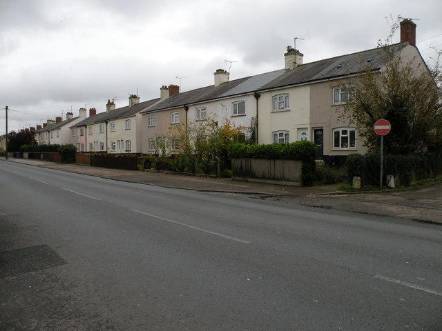 Hamilton Terrace, Exning Road