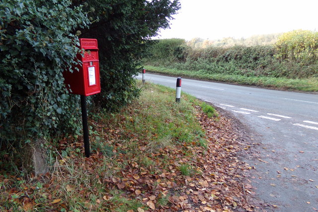 The Church Postbox
