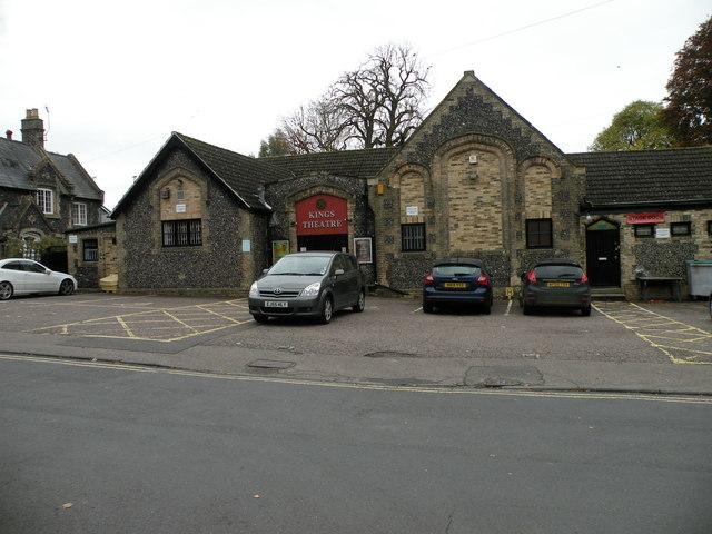 Kings Theatre, Fitzroy Street