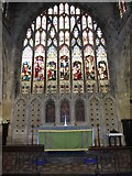 TA1028 : St Mary, Lowgate: stained glass window (d) by Basher Eyre