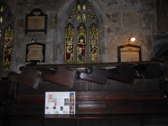 Inside St Mary Lowgate (3)