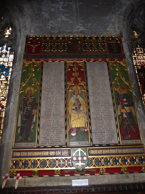 Inside St Mary Lowgate (4)