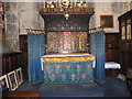 TA1028 : St Mary Lowgate: altar by Basher Eyre