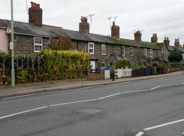 Bakers Row, Exning Road