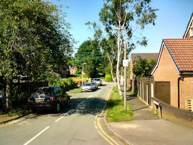 Leyfield Avenue