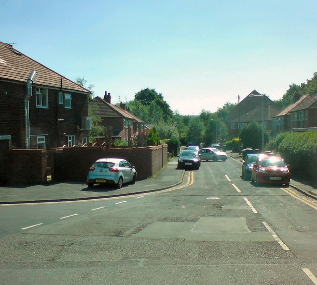 Vaudrey Drive