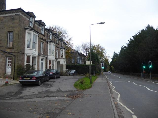 St John's Road, Buxton