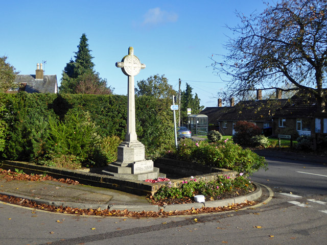 War memorial, Essendon
