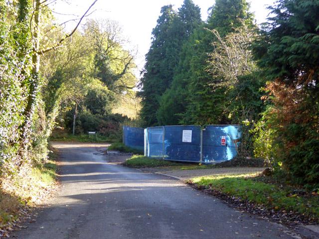 Chapel Lane, Letty Green