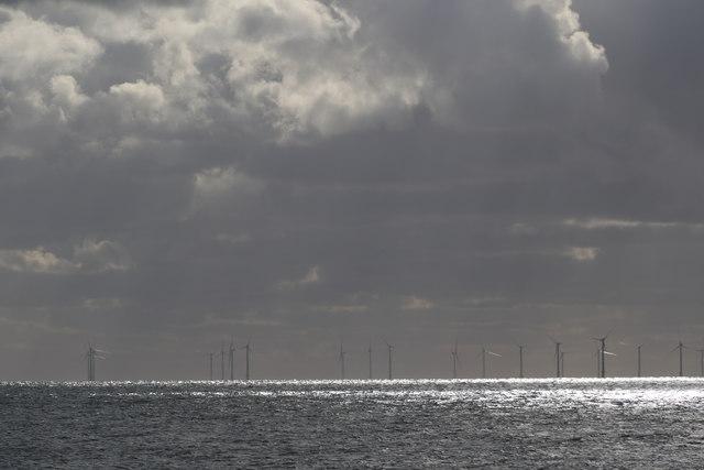 Sunlit Sea, Brighton,  East Sussex