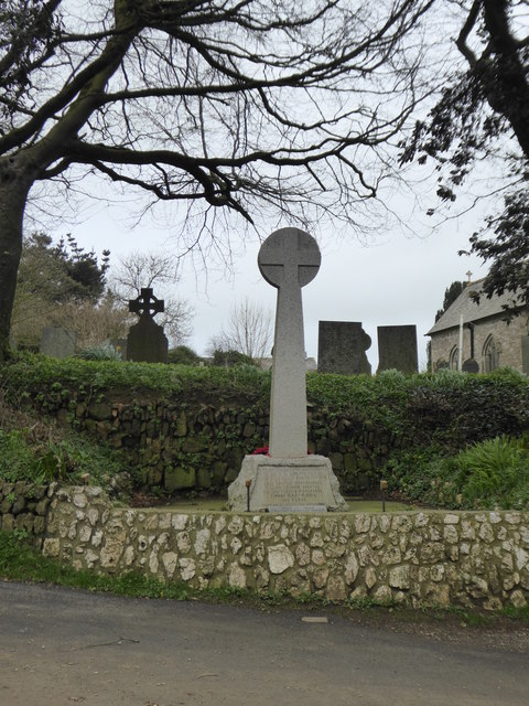St Wenn War Memorial