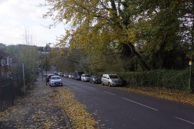 Glassmill Lane, Bromley