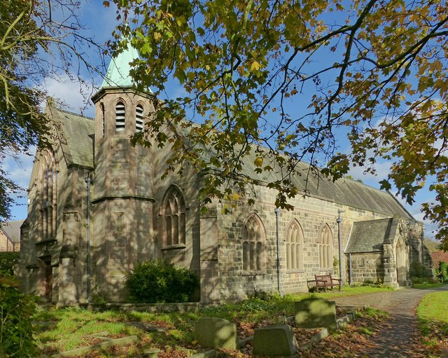 Church of St Peter, Littleover