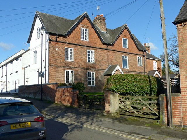 The Gables, The Square, Mickleover