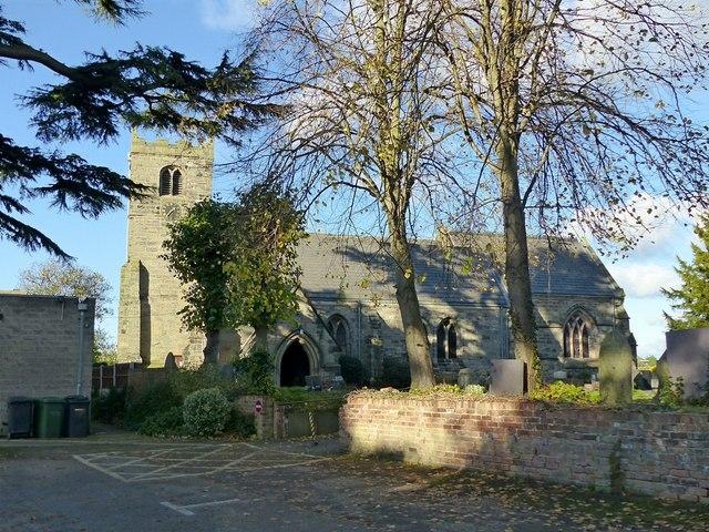 Church of All Saints, Mickleover
