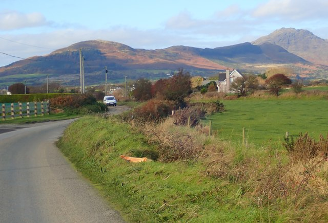 Bends in the Templetown Road