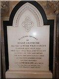 TA0339 : Beverley Minster: memorial (12) by Basher Eyre