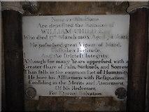 TA0339 : Beverley Minster: memorial (35) by Basher Eyre