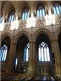 TA0339 : Inside Beverley Minster (5) by Basher Eyre