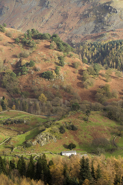 Smaithwaite in the Lake District