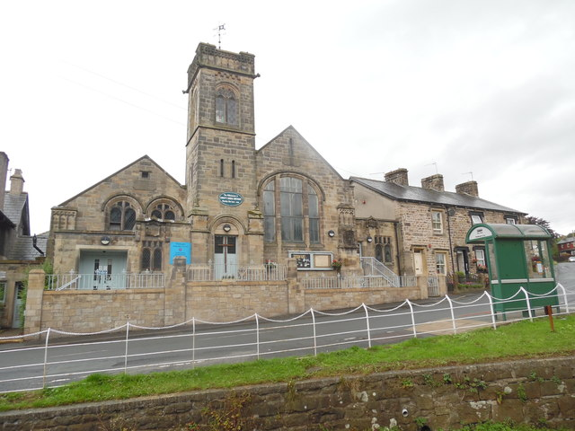 Waddington Methodist Church, Lancs