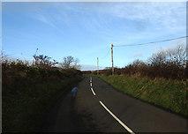 D3506 : Sallagh Road by Robert Ashby