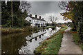 SJ8838 : Trent & Mersey Canal side houses by Brian Deegan