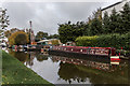 SJ8934 : Trent & Mersey Canal, Canal Cruising Company, Stone by Brian Deegan