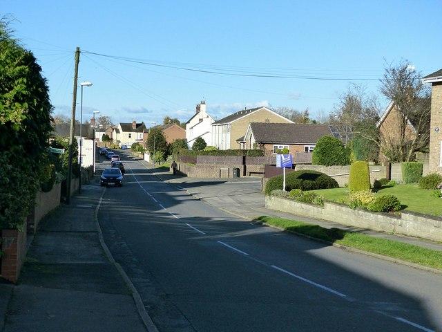Vicarage Road, Mickleover