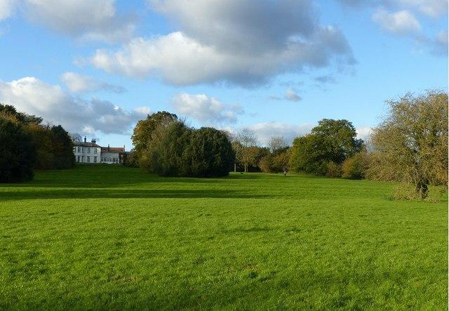 Open space alongside Kipling Drive, Mickleover