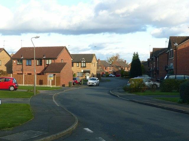 Partridge Way, Derby