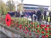 SO9596 : Bilston Remembers by Gordon Griffiths