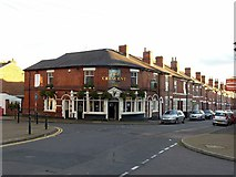 SK3336 : The Crescent, Campion Street, Derby by Alan Murray-Rust