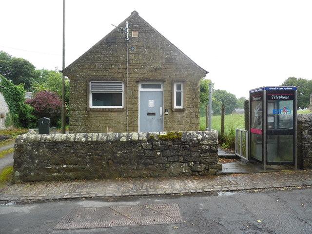 Slaidburn Telephone Exchange (1)