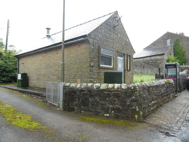 Slaidburn Telephone Exchange (2)