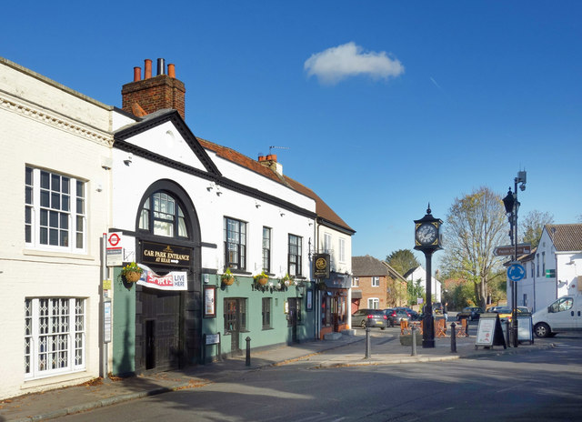 Ye Olde George, Colnbrook