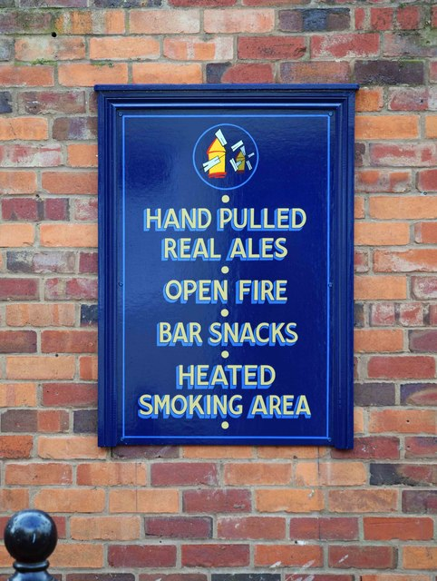 The Real Ale Tavern (4) - sign, 67 Load Street, Bewdley, Worcs