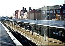 SK3635 : Railway Station, Derby by David Hallam-Jones