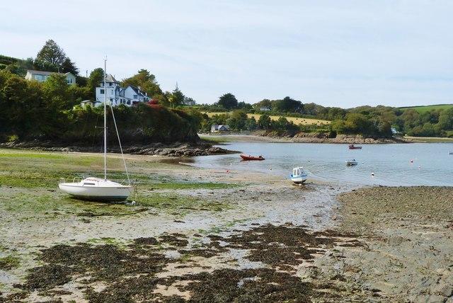 Gillan Cove, near Manaccan, Cornwall