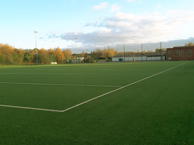 Leeds Rugby Academy - northern pitch